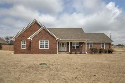Atoka Single Family Home Contingent: 184 Hawthorn