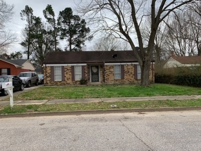 Memphis Single Family Home For Sale: 3289 Valley Stream
