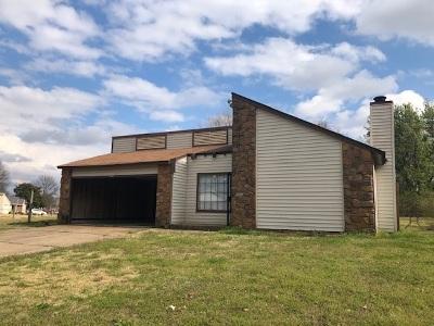 Memphis Single Family Home For Sale: 3327 Morningview