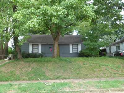 Memphis Single Family Home For Sale: 4369 Reed