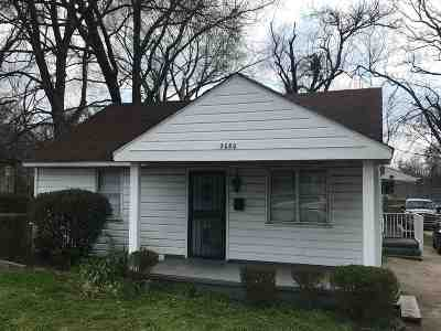 Memphis Single Family Home For Sale: 2080 Warren