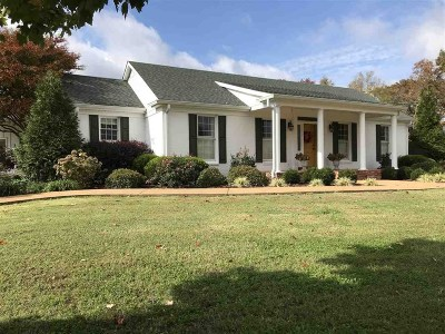Savannah Single Family Home For Sale: 1790 Pickwick