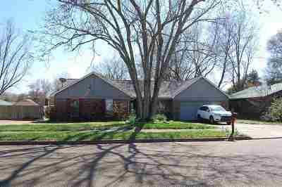 Bartlett Single Family Home Contingent: 7885 Steven Franklin