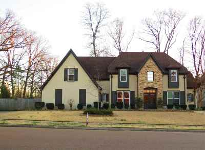 Arlington Single Family Home Contingent: 5405 Southern Winds