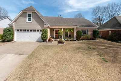 Bartlett Single Family Home Contingent: 3566 Thistle Valley