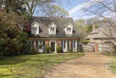 Memphis Single Family Home For Sale: 161 Cherry