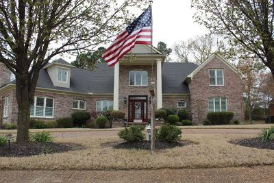 Memphis Single Family Home For Sale: 2661 Countrywood