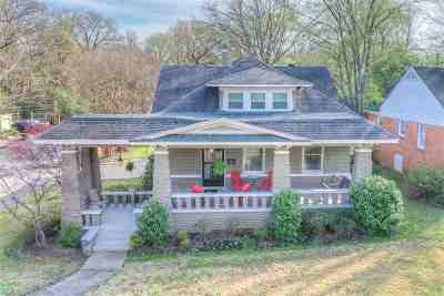 Single Family Home Sold: 1781 N Parkway