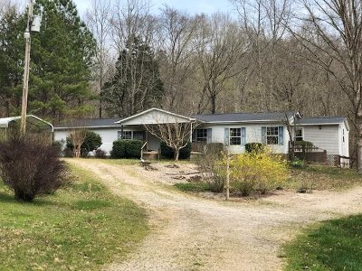 Waynesboro Single Family Home For Sale: 191 Hog Creek