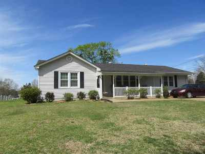 Adamsville Single Family Home For Sale: 217 Baptist