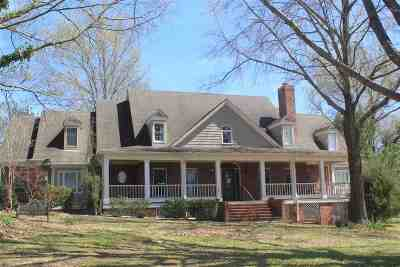 Hernando Single Family Home For Sale: 6214 Robertson Gin