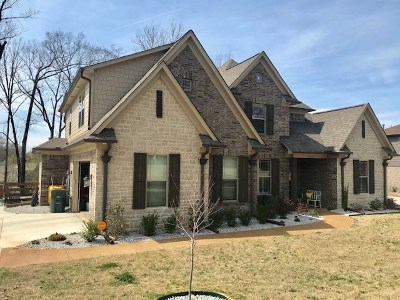 Bartlett Single Family Home Contingent: 4741 Hunters Glade