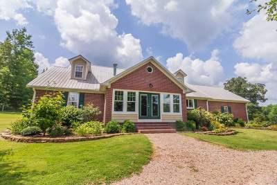 Selmer Single Family Home For Sale: 835 Elgie Murray