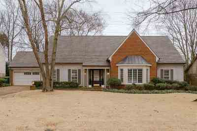 Memphis Single Family Home For Sale: 498 Jason