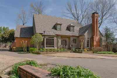 Memphis Single Family Home For Sale: 6590 Pidgeon Hall
