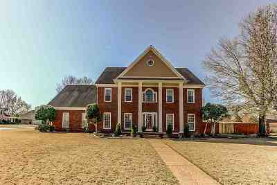 Collierville Single Family Home Contingent: 725 Pebworth