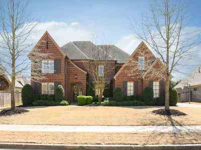 Collierville Single Family Home For Sale: 1273 Marsh Springs
