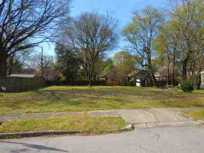 Memphis Residential Lots & Land For Sale: 2037 Elzey
