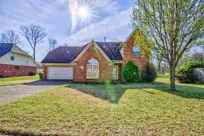 Millington Single Family Home For Sale: 4527 Kings Station