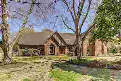 Collierville Single Family Home Contingent: 884 Hickory Oaks