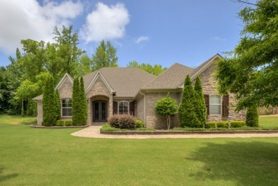 Atoka Single Family Home Contingent: 226 Colton Ridge