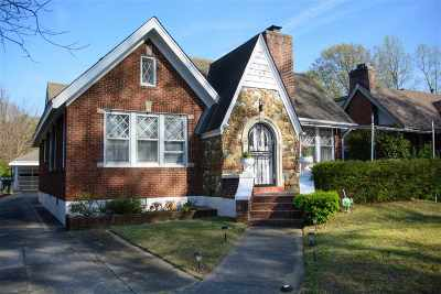 Vollintine Evergreen Single Family Home Contingent: 910 Kensington