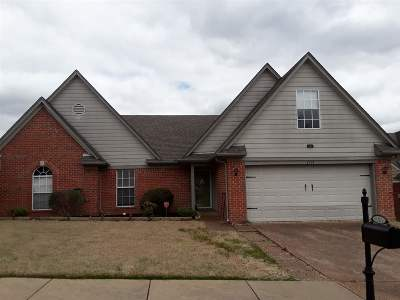 Memphis Single Family Home For Sale: 2724 Shady Well