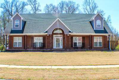 Munford Single Family Home For Sale: 95 Taylor