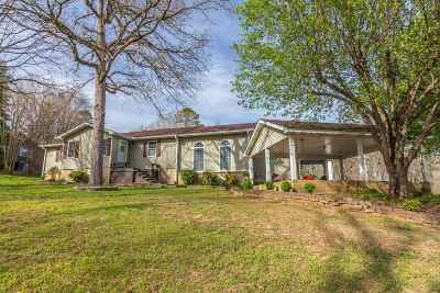 Selmer Single Family Home For Sale: 313 Country Club