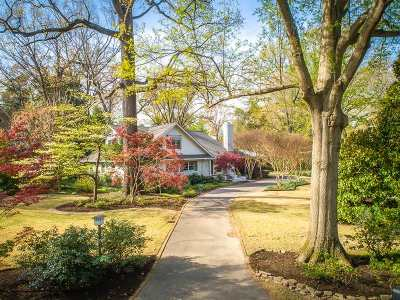 Memphis Single Family Home Contingent: 45 S Rose