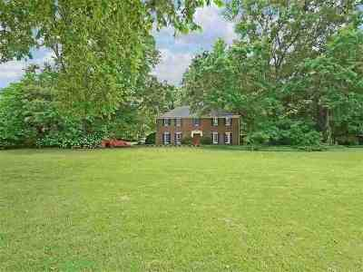 Memphis Single Family Home For Sale: 4585 Walnut Grove