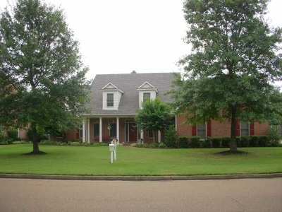 Collierville Single Family Home For Sale: 2296 Lake Page