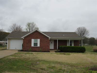 Brighton Single Family Home Contingent: 9496 Holly Grove