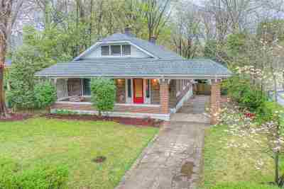 Vollintine Evergreen Single Family Home For Sale: 1804 Faxon