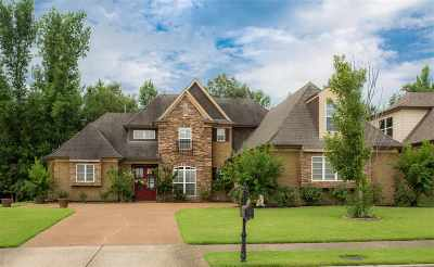 Arlington Single Family Home Contingent: 12139 Brooks Village