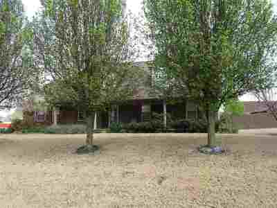 Atoka Single Family Home For Sale: 231 Dogwood