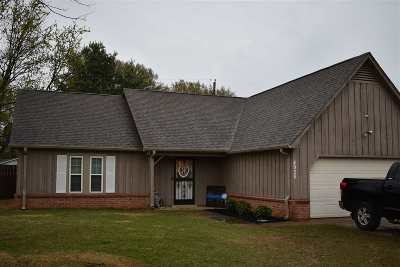 Millington Single Family Home Contingent: 4938 Tickle View