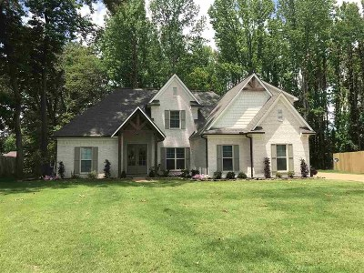 Atoka Single Family Home For Sale: 494 Beverly