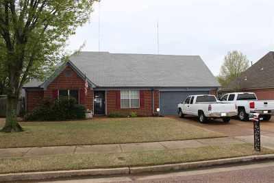 Bartlett Single Family Home For Sale: 7387 Wendy