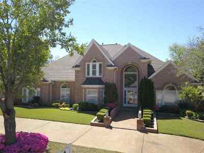 Collierville Single Family Home For Sale: 575 Kenrose