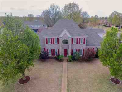 Collierville Single Family Home For Sale: 1331 Wahkin