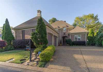 Memphis Single Family Home For Sale: 3458 Kel Creek