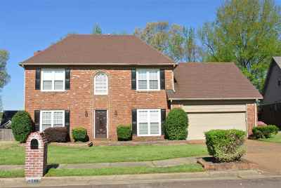 Single Family Home For Sale: 4843 Harvest Knoll