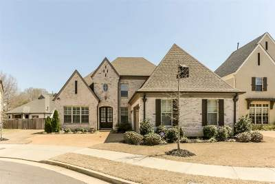 Collierville Single Family Home Contingent: 1056 Tuscarora