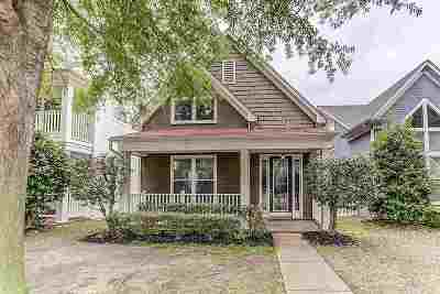 Single Family Home For Sale: 1327 Island Place