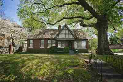 Single Family Home For Sale: 1553 Eastmoreland