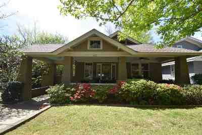 Evergreen Single Family Home For Sale: 463 N McNeil