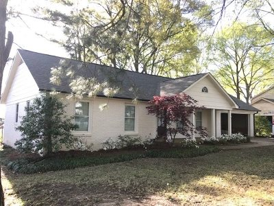 Collierville Single Family Home Contingent: 320 Rutledge