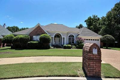 Collierville Single Family Home Contingent: 299 John