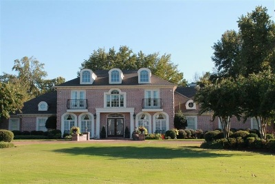 Olive Branch Single Family Home For Sale: 5025 Wedgewood